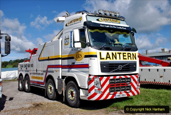 2020-09-05 Truckfest South West 2020 at Shepton Mallet. (345) 345