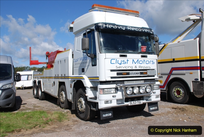 2020-09-05 Truckfest South West 2020 at Shepton Mallet. (346) 346