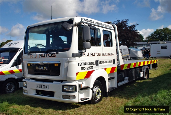 2020-09-05 Truckfest South West 2020 at Shepton Mallet. (360) 360