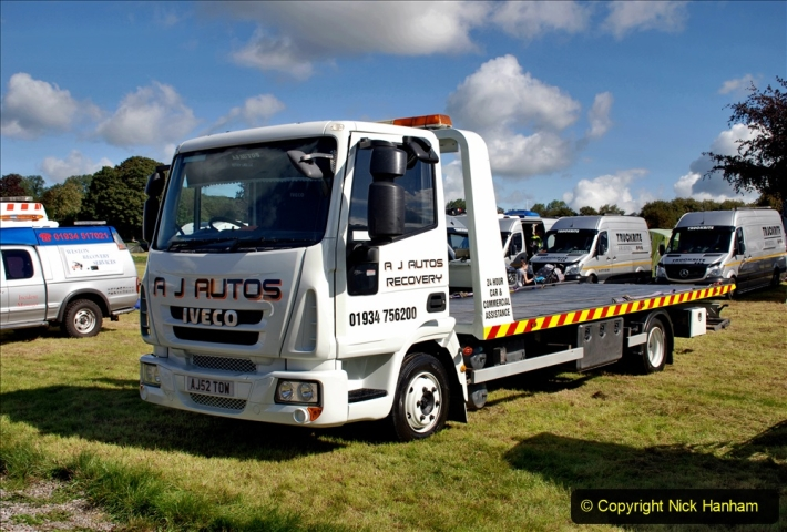 2020-09-05 Truckfest South West 2020 at Shepton Mallet. (362) 362