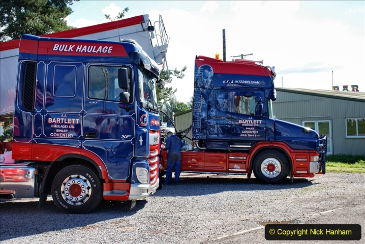 2020-09-05 Truckfest South West 2020 at Shepton Mallet. (436) 436