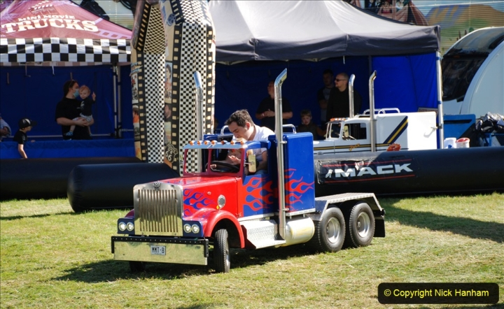 2020-09-05 Truckfest South West 2020 at Shepton Mallet. (451) 451