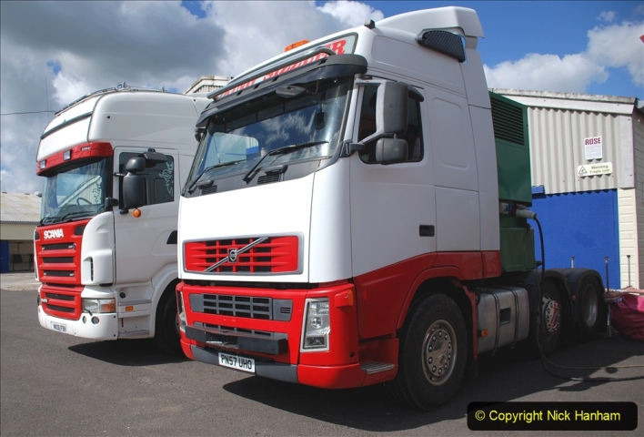 2020-09-05 Truckfest South West 2020 at Shepton Mallet. (458) 458
