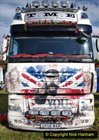 2020-09-05 Truckfest South West 2020 at Shepton Mallet. (52) 052