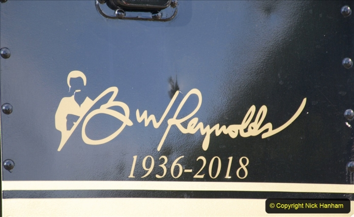 2020-09-05 Truckfest South West 2020 at Shepton Mallet. (64) A tribute to the Smokey and the Bandit film. 064