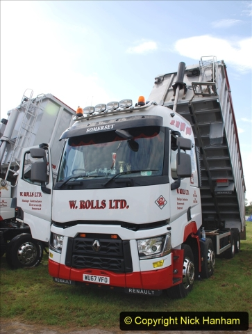 2020-09-05 Truckfest South West 2020 at Shepton Mallet. (83) 083