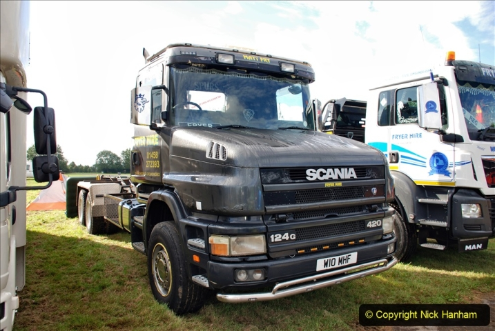 2020-09-05 Truckfest South West 2020 at Shepton Mallet. (84) 084