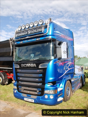 2020-09-05 Truckfest South West 2020 at Shepton Mallet. (85) 085