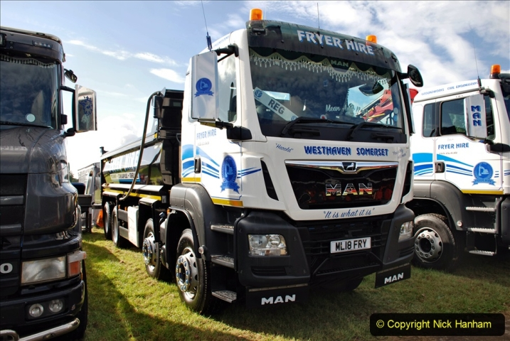 2020-09-05 Truckfest South West 2020 at Shepton Mallet. (86) 086