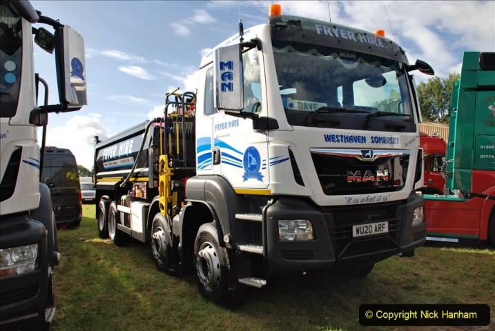 2020-09-05 Truckfest South West 2020 at Shepton Mallet. (87) 087