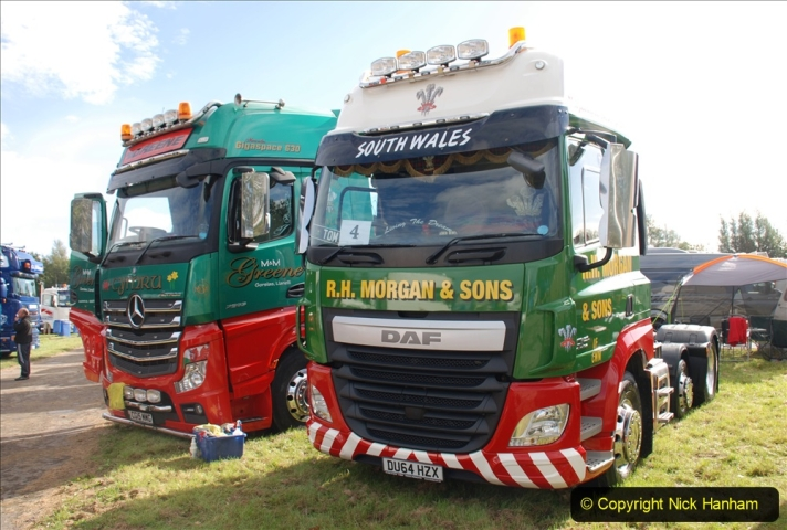 2020-09-05 Truckfest South West 2020 at Shepton Mallet. (88) 088