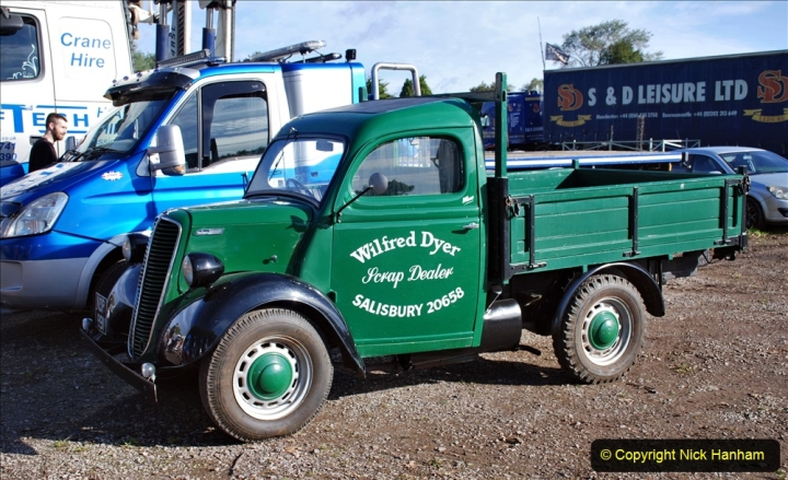 2020-09-05 Truckfest South West 2020 at Shepton Mallet. (93) 093