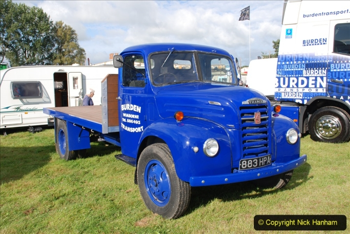 2020-09-05 Truckfest South West 2020 at Shepton Mallet. (94) 094