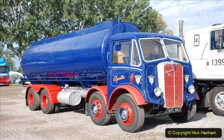 2020-09-05 Truckfest South West 2020 at Shepton Mallet. (95) 095