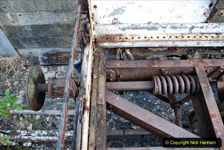 2020-09-10 Swanage & Corfe Castle plus ticket printing machine maintenance. at CC. (10) 010