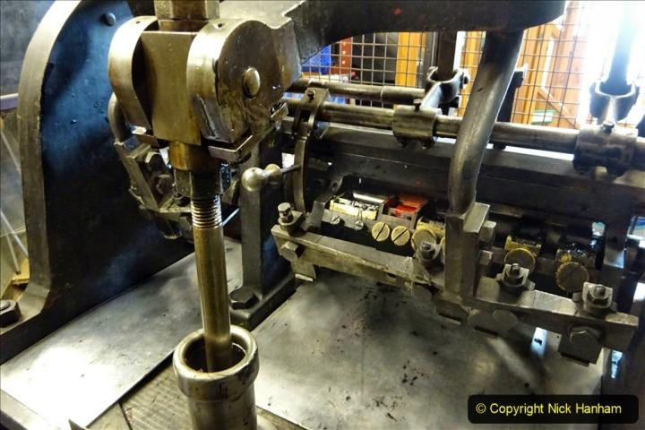 2020-09-10 Swanage & Corfe Castle plus ticket printing machine maintenance. at CC. (56) 056