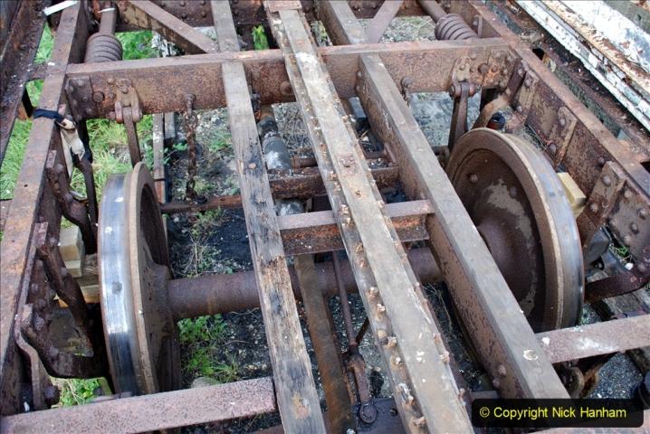 2020-09-10 Swanage & Corfe Castle plus ticket printing machine maintenance. at CC. (9) 009