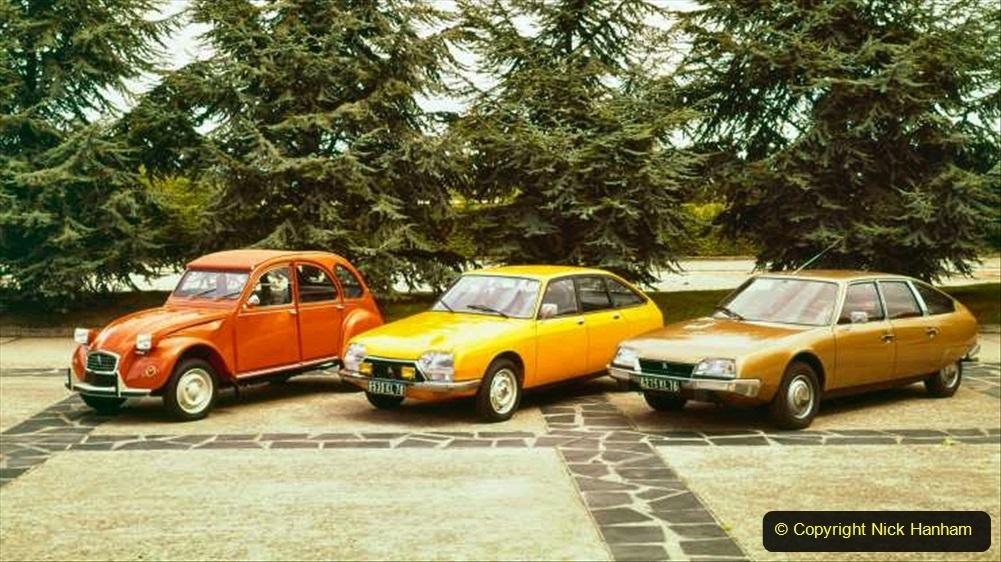 2020-10-16 Iconic Citroen Cars