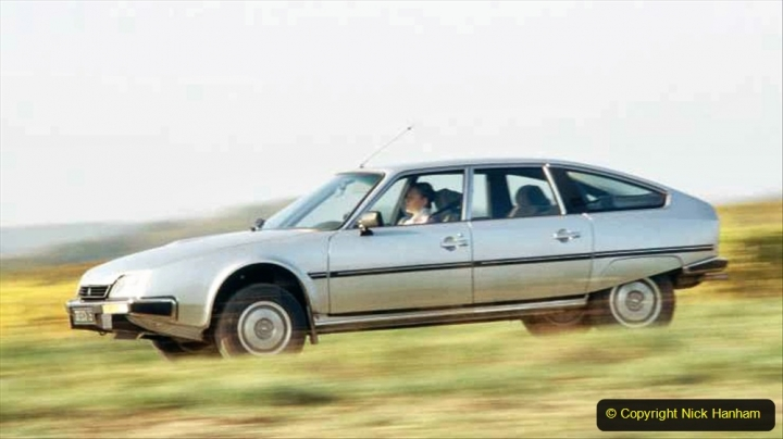 11 Citroen CX 1974 to 1991. 011