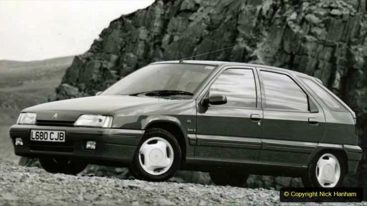 14 Citroen ZX volcane 1991 to 1998. 014