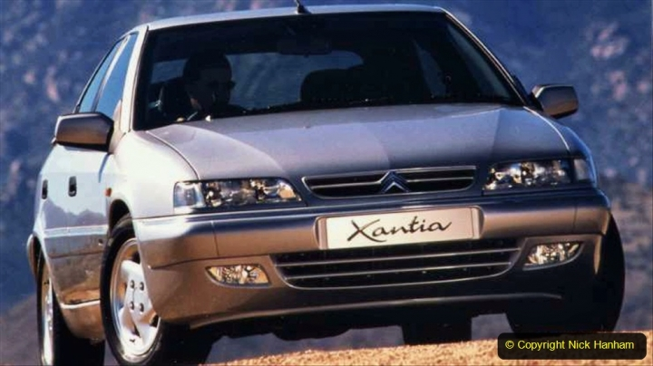 15 Citroen Xantia Active 1992 to 2002. 015