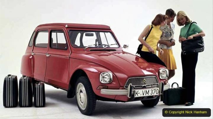 26 Citroen Dyane 1967 to 1983. 028