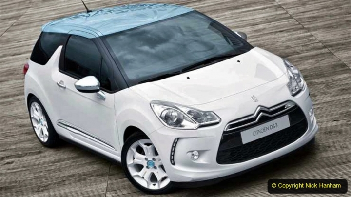 28 Citroen DS3 2009 to 2016. 030
