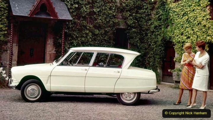 29 Citroen Ami 6 1961 to 1978. 031