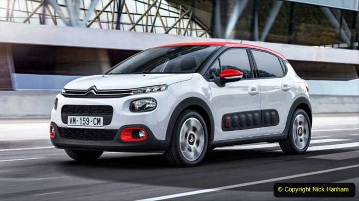 32 Citroen C3 2002 still in production. 034