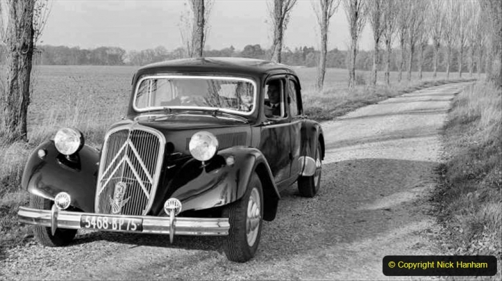 6 Citroen Traction Avant 1934 to 1956.  In my opinion the best Citroen ever. 006