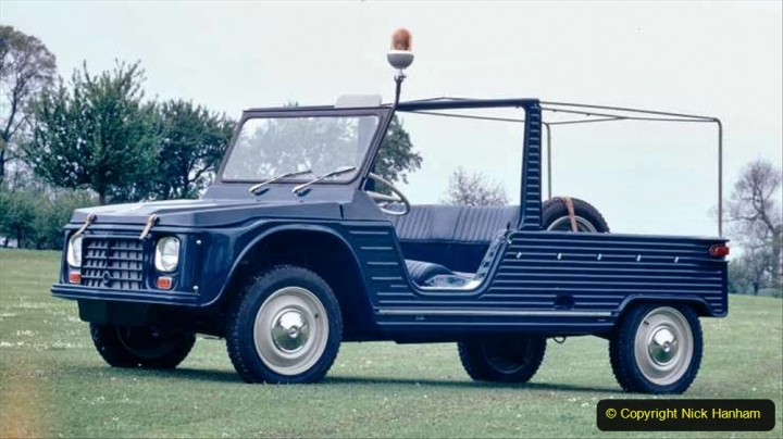 9 Citroen Mehari 1968 to 1986. 009