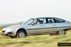 11 Citroen CX 1974 to 1991. 011