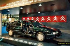12 Citroen XM 1989 to 2000. 012
