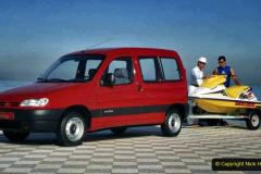 22 Citroen Berlingo Multispace 1998 to 2008. 022
