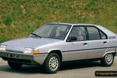 24 Citroen BX 1982 to 1994. 026