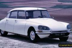 3 Citroen DS 1955 to 1975. 003