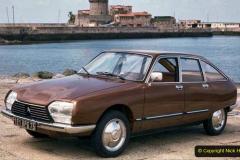 7 Citroen GS 1970 to 1986. 007
