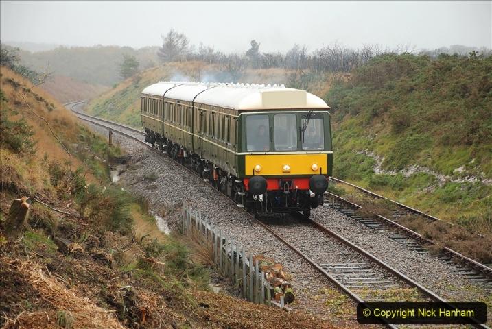 2020-10-30 Half Term week in Dorset on the SR. (107) 107