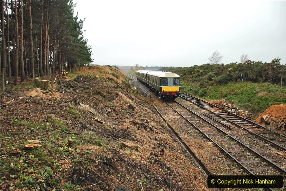 2020-10-30 Half Term week in Dorset on the SR. (108) 108