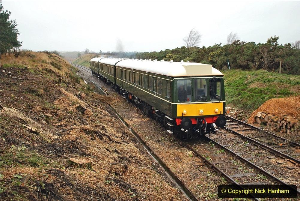 2020-10-30 Half Term week in Dorset on the SR. (109) 109
