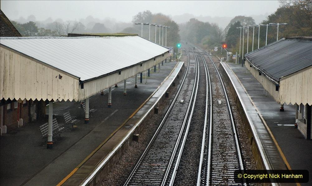 2020-10-30 Half Term week in Dorset on the SR. (Wareham). (110) 110