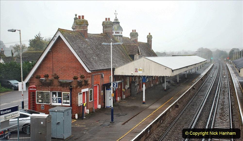 2020-10-30 Half Term week in Dorset on the SR. (Wareham). (111) 111