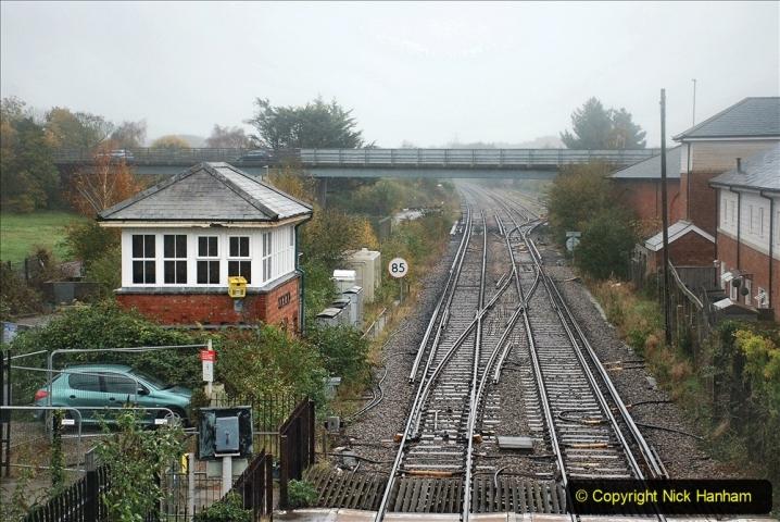 2020-10-30 Half Term week in Dorset on the SR. (Wareham). (112) 112