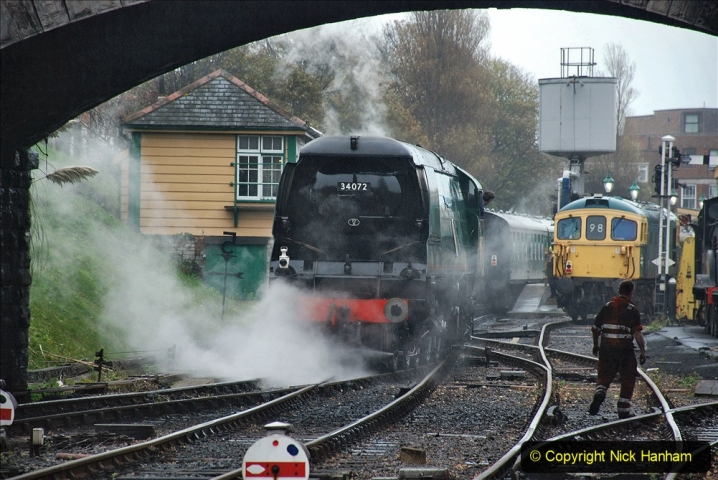 2020-10-30 Half Term week in Dorset on the SR. (12) 012