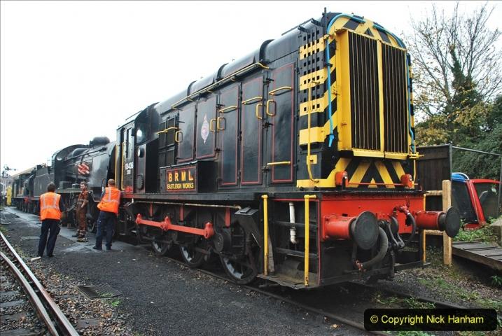 2020-10-30 Half Term week in Dorset on the SR. (33) 033