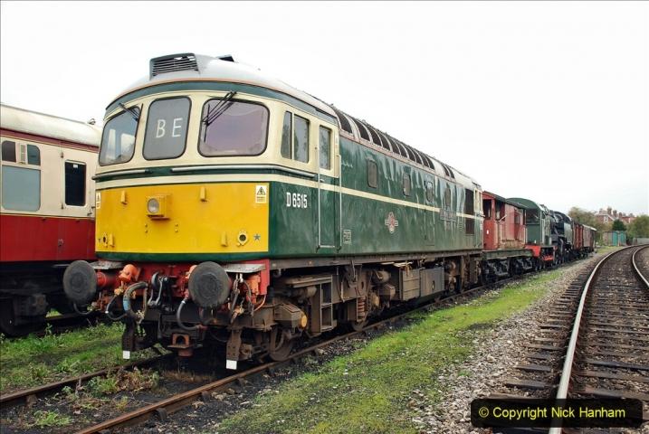 2020-10-30 Half Term week in Dorset on the SR. (4) 004