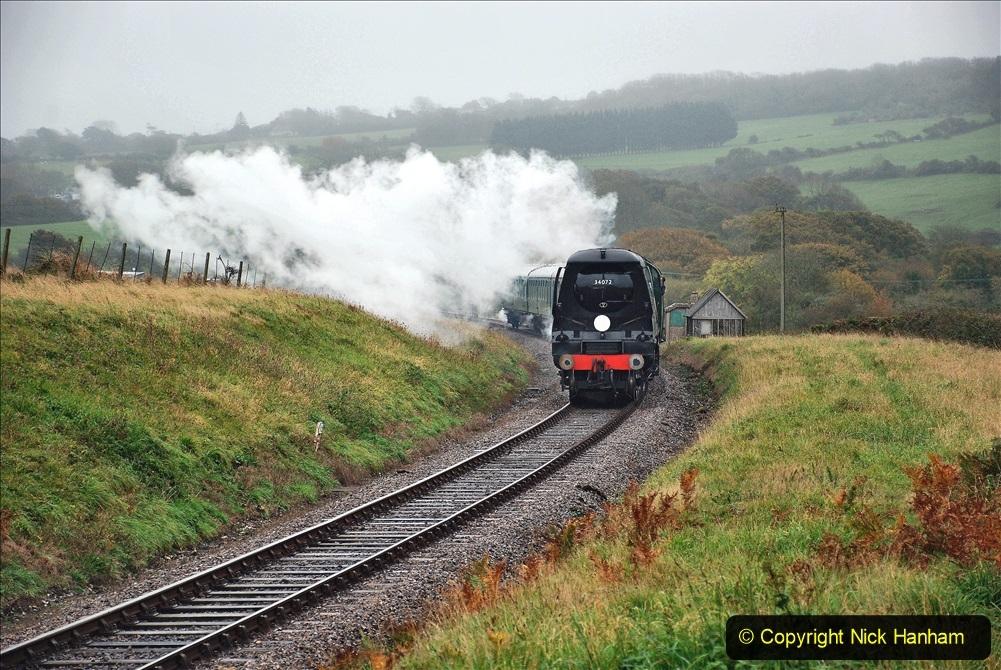 2020-10-30 Half Term week in Dorset on the SR. (51) 051