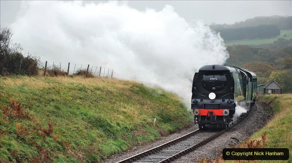 2020-10-30 Half Term week in Dorset on the SR. (52) 052