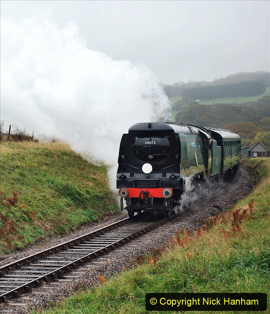 2020-10-30 Half Term week in Dorset on the SR. (53) 053