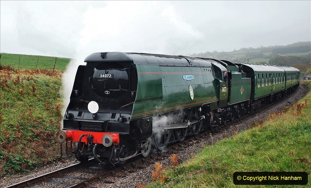 2020-10-30 Half Term week in Dorset on the SR. (55) 055